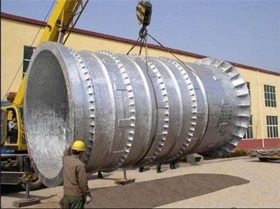 新疆锅炉中心筒