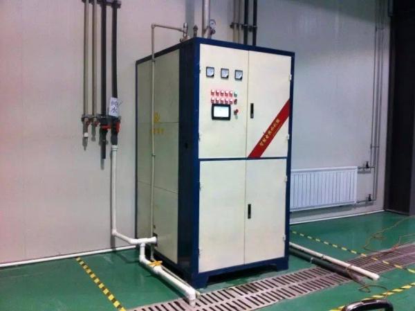 新疆立式燃电锅炉系列