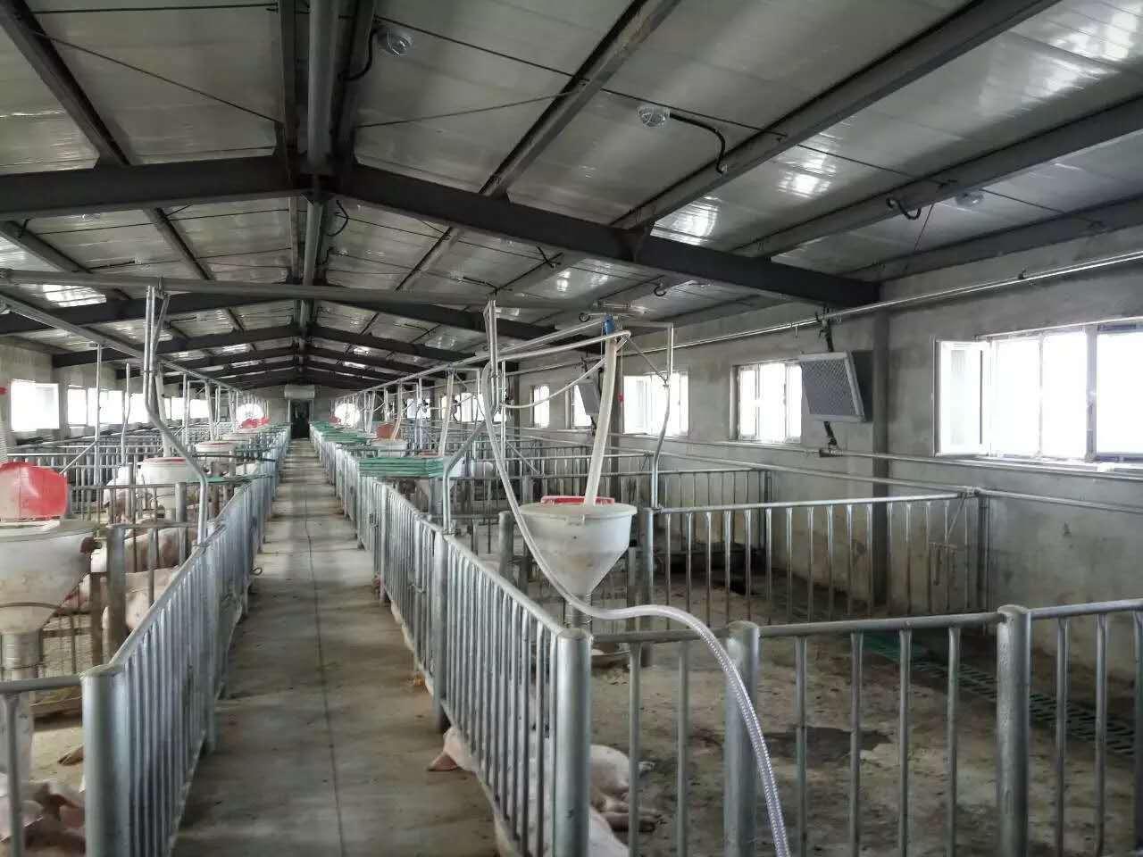 巴州博湖县博宁养殖有限公司水暖热风系统