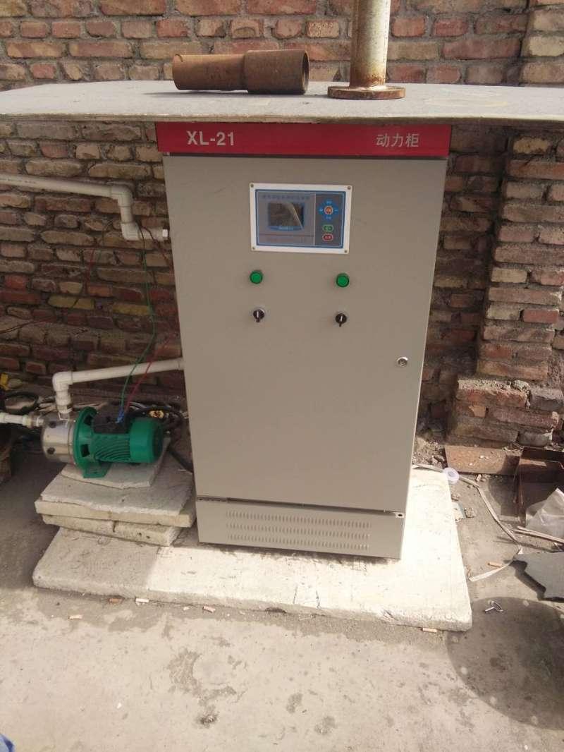 巴州库尔勒经济技术开发区粤安仓储有限公司90千瓦电热水锅炉。